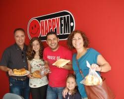 Familia Happy salsera