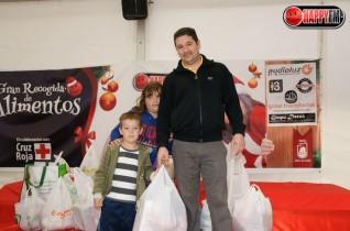 Recogida de Alimentos HappyFM 2013