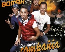 """Les presentamos un adelanto del nuevo disco de Grupo Bomba , """"En Buena Compañía"""""""