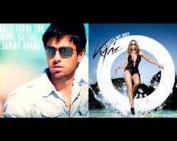 Enrique Iglesias hará un dueto con Kylie Minogue en su próximo disco