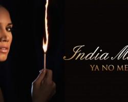 INDIA MARTíNEZ  estrena «YA NO ME CREO»