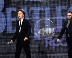 Paul McCartney y Ringo Star actuarán juntos en los Grammy