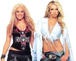 Aplazan colaboración entre Shakira y Britney