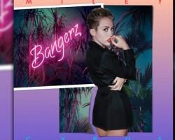 Miley Cyrus arranca su gira Bangerz restregándose contra un coche
