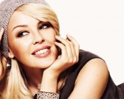 Kylie Minogue ofrece un adelanto de su nuevo disco.