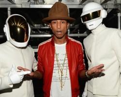 Pharrell Williams actuará en la ceremonia de los Oscars.