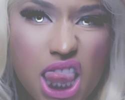 Nicki Minaj cantando con Romeo Santos «Animales»