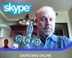 La web contra el demonio. Llegan los exorcismos vía Skype