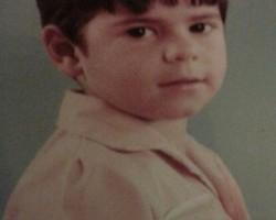 Alci Rivero de Chico (A Mis hijos y a mi mujer hoy les dije como era yo de chico ) Muy happy