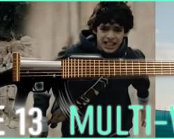 Calle 13 estrena MultiViral