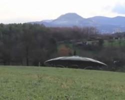 Vídeo: Un supuesto OVNI y sus tripulantes 'pillados' en Alemania