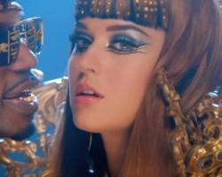 Katy Perry ofende a los musulmanes con Dark Horse