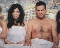Zhirinovski propone la poligamia