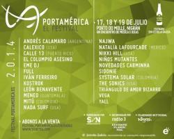 Nuevas confirmaciones para el Festival PortAmerica 2014
