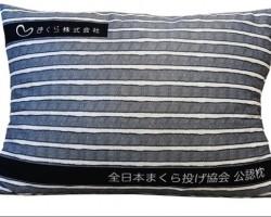 Ahora sí: La almohada oficial para las peleas de almohadas