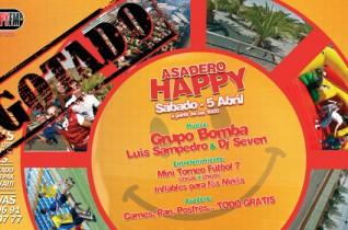 Video Asadero Happy