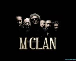 DISCO EN DIRECTO DE M CLAN
