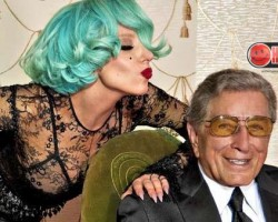 "Lady Gaga y Tony Bennet lanzan ""I Can't Give You Anything But Love"""