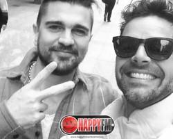 Ricky Martin y Juanes viajan a México