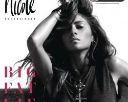 Nicole Scherzinger, sexy en la portada de su nuevo disco del que ya se sabe el tracklist