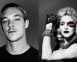 Madonna ya tiene listo su nuevo single y está producido por Diplo