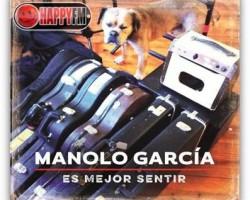 Manolo García nos dice 'Es Mejor Sentir', adelanto de su nuevo álbum