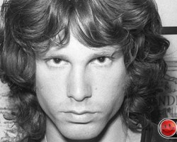 Jim Morrison graba algunos poemas que tiempo después se publicarían con música un 8 de Noviembre de 1970