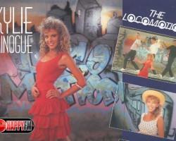 Kylie Minogue esta de Happy Birthday!!!