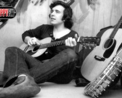 "Don McLean graba ""American Pie"""