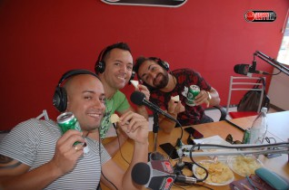 (VIDEO ) Ensayo Gira Galicia 2015 Grupo BomBa Fuerteventura con Orquesta en ViVo