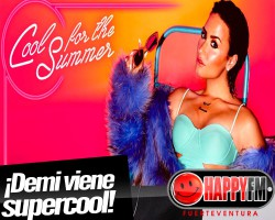 Demi Lovato muy  'Cool for the Summer'
