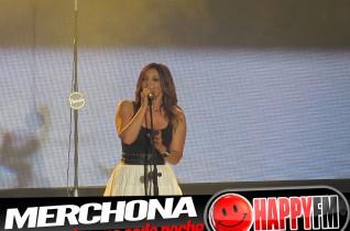(VIDEO) Merche en concierto Fuerteventura HAPPYFMFUERTEVENTURA 2015