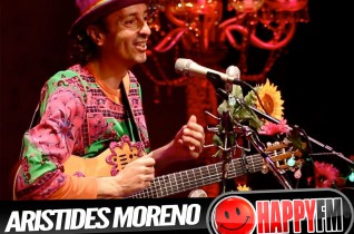 (VIDEO) Aristides Moreno invitandote a su concierto HappyFmFuerteventura