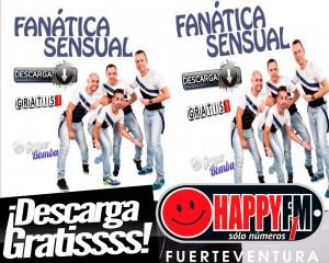 Descarga-gratis-Fanatica-Grupo-Bomba-2015-HappyFMFuerteventura