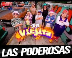 (video) Las Poderosas: Abuelitas Raperas muy Happys