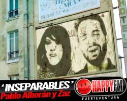 Pablo Alborán estrena el vídeo de 'Inséparables' con Zaz
