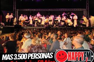 (Fotos) Concierto de Los Sabandeños 50 aniversario Puerto lajas