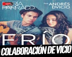 """María Parrado y Andrés (Dvicio) presentan """"Frío"""""""