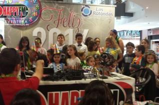 (fotos) Feliz Año 2016 Baby desde el Centro Comercial Las Rotondas