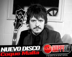 Año nuevo, disco nuevo para Coque Malla