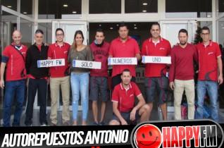 (fotos) Despiértate Happy desde Autorepuestos Antonio