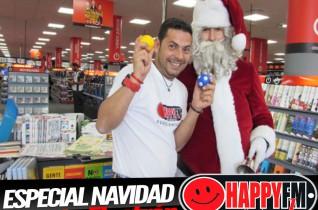 (fotos) Especial Navidad 2015 Despiértate Happy Directo en Tiendas Electron
