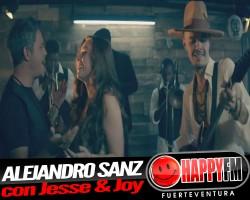 Lo último de Jesse & Joy llega con Alejandro Sanz