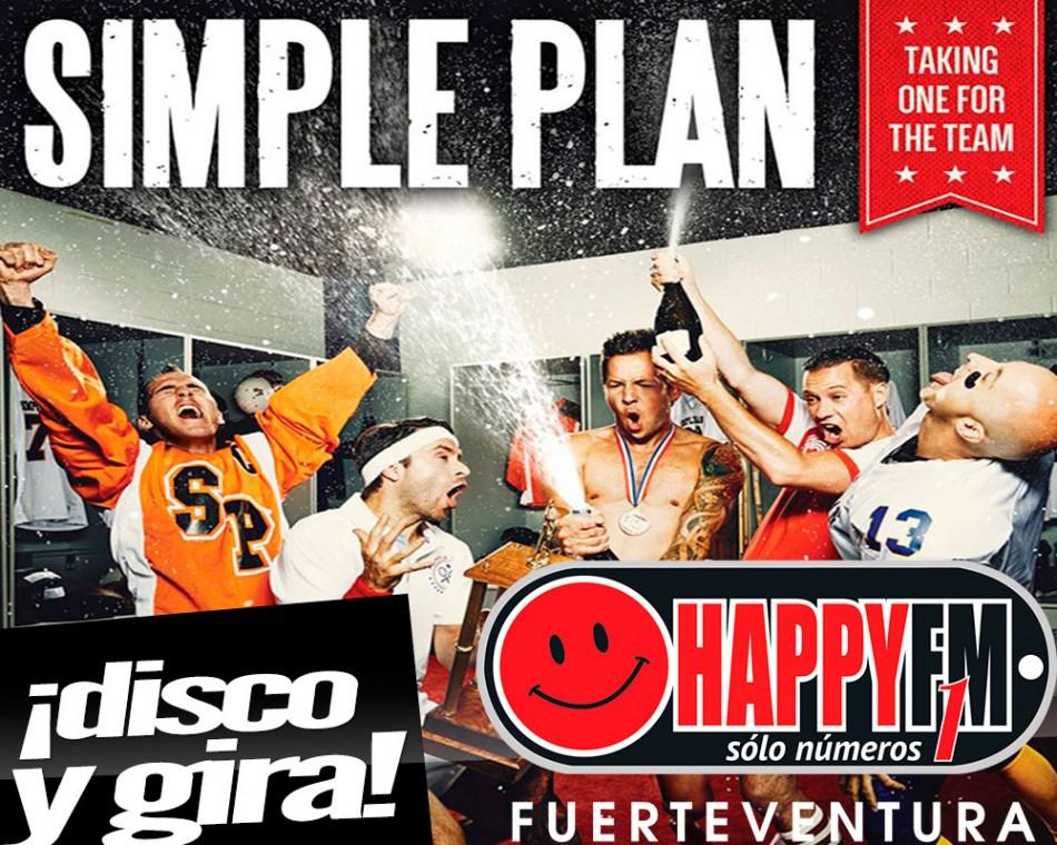 Simple Plan presenta quinto álbum y gira