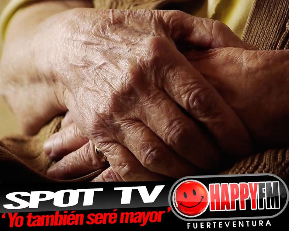 Spot TV campaña «Yo También Seré Mayor»