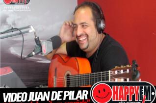 VIDEO Juan De Pilar, el avatar de la guitarra española