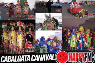Fotos Directo Cabalgata Carnaval Antigua 2016