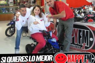 (fotos) Despiértate Happy directo desde Niko Moto Sport
