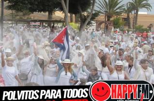 (fotos) Carnaval de Día de Tetir…Polvitos para todo el mundo
