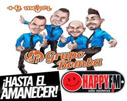 """Un adelanto del nuevo disco de Grupo BOMBA… """" Hasta el Amanecer """""""